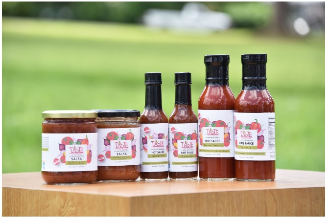 Taste of Immokalee New Products Display Outdoors Crop