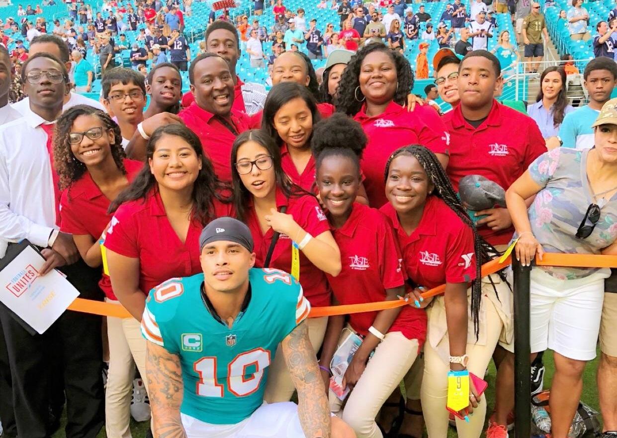 Miami Dolphins Kenny Stills 1 crop