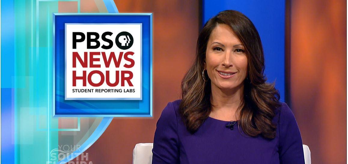 PBS NewsHour Header