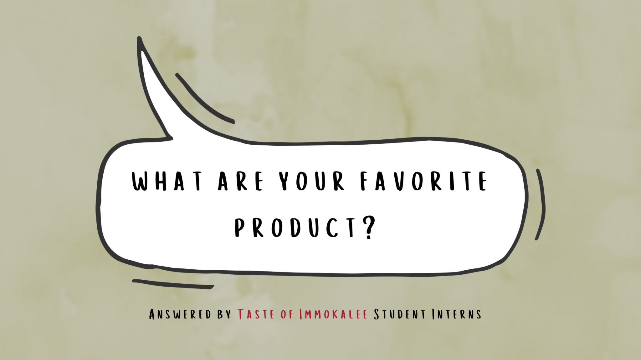 Whats-your-favorite-product